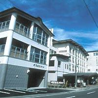 川湯観光ホテルの外観