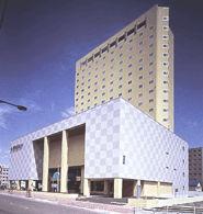 ANAクラウンプラザホテル釧路の外観