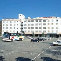 十勝川国際ホテル筒井の外観