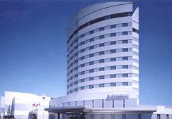 ANAクラウンプラザホテル稚内の外観