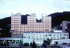 温根湯ホテル四季平安の館の外観