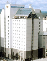 藤田観光ワシントンホテル旭川の外観