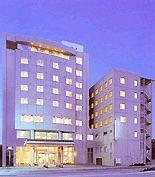 紋別セントラルホテルの外観