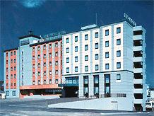 紋別プリンスホテルの外観