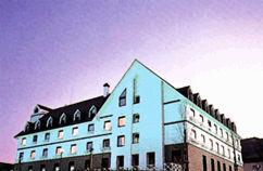 ホテルエーデルヴェルメの外観