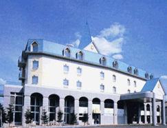 ホテルナトゥールヴァルト富良野の外観