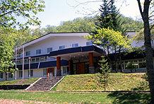 休暇村 支笏湖の外観
