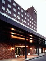 ホテルグランテラス千歳の外観