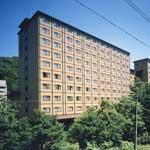 名湯の宿 パークホテル雅亭の外観