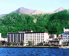 洞爺観光ホテルの外観