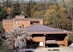 ニセコ昆布温泉 鶴雅別荘 杢の抄の外観