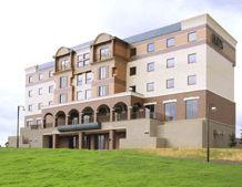 富良野ホップスホテルの外観