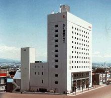 ホテル法華クラブ函館の外観