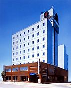 アクアガーデンホテルの外観