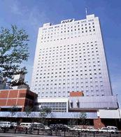 札幌全日空ホテルの外観