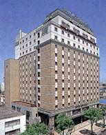 ホテルマイステイズ札幌アスペンの外観