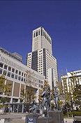 JRタワーホテル日航札幌の外観
