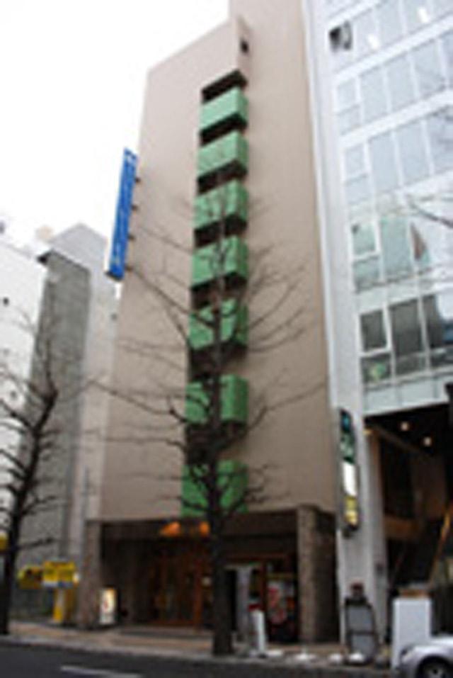 ホテルパールシティ札幌の外観