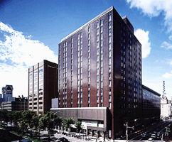 札幌グランドホテルの外観