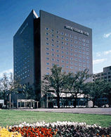 東京ドームホテル札幌の外観
