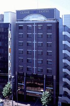 札幌クラッセホテルの外観