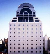 ネストホテル札幌大通の外観