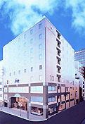 札幌すみれホテルの外観