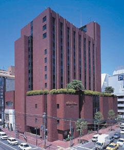 ホテルオークラ札幌の外観