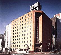 アパホテル<札幌すすきの駅前>の外観