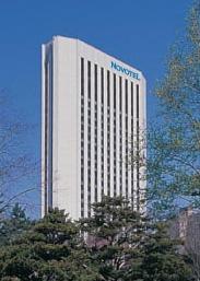 プレミアホテル 中島公園 札幌の外観