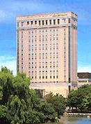 ホテルライフォート札幌の外観