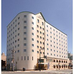 ホテルJALシティ青森の外観