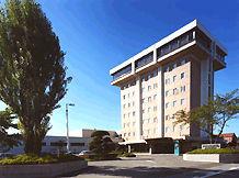 八戸プラザホテルの外観