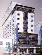ホテルサンルート八戸の外観