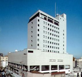 弘前パークホテルの外観
