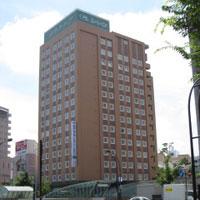 ホテルルートイン弘前駅前の外観