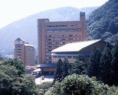 四季彩り秋田づくし 湯瀬ホテルの外観