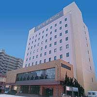 ホテルパールシティ秋田 川反の外観