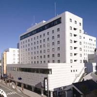 イーホテル秋田の外観