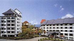 駒ケ岳グランドホテルの外観