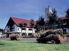 八幡平リゾートホテルの外観