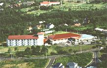 八幡平ライジングサンホテルの外観