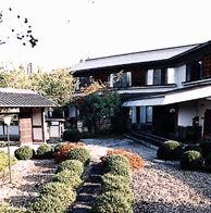 ホテル偕楽苑の外観