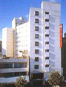 ホテルパールシティ盛岡の外観