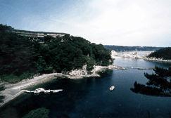 浄土ケ浜パークホテルの外観