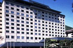 花巻温泉 ホテル千秋閣の外観