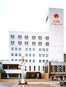 ホテルパールシティ気仙沼の外観