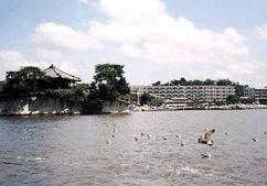 松島センチュリーホテルの外観