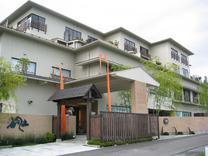 松島温泉元湯 ホテル海風土の外観