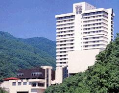La楽リゾートホテル・グリーングリーンの外観